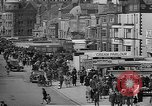 Image of British seaside town in World War 2 Lancashire England United Kingdom, 1944, second 37 stock footage video 65675070893