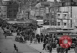 Image of British seaside town in World War 2 Lancashire England United Kingdom, 1944, second 38 stock footage video 65675070893