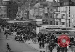 Image of British seaside town in World War 2 Lancashire England United Kingdom, 1944, second 39 stock footage video 65675070893