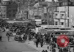 Image of British seaside town in World War 2 Lancashire England United Kingdom, 1944, second 41 stock footage video 65675070893