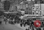 Image of British seaside town in World War 2 Lancashire England United Kingdom, 1944, second 42 stock footage video 65675070893