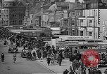 Image of British seaside town in World War 2 Lancashire England United Kingdom, 1944, second 43 stock footage video 65675070893
