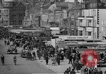 Image of British seaside town in World War 2 Lancashire England United Kingdom, 1944, second 44 stock footage video 65675070893