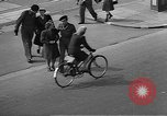 Image of British seaside town in World War 2 Lancashire England United Kingdom, 1944, second 60 stock footage video 65675070893