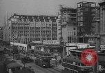 Image of Piccadilly Circus London England United Kingdom, 1943, second 18 stock footage video 65675070896