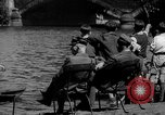 Image of London crowd London England United Kingdom, 1943, second 28 stock footage video 65675070899