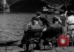 Image of London crowd London England United Kingdom, 1943, second 29 stock footage video 65675070899