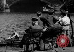Image of London crowd London England United Kingdom, 1943, second 31 stock footage video 65675070899