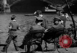 Image of London crowd London England United Kingdom, 1943, second 38 stock footage video 65675070899