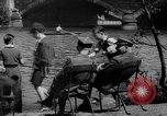 Image of London crowd London England United Kingdom, 1943, second 39 stock footage video 65675070899