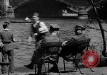 Image of London crowd London England United Kingdom, 1943, second 40 stock footage video 65675070899