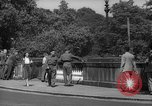 Image of London crowd London England United Kingdom, 1943, second 41 stock footage video 65675070899
