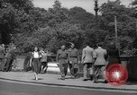 Image of London crowd London England United Kingdom, 1943, second 43 stock footage video 65675070899
