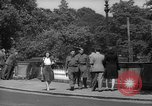 Image of London crowd London England United Kingdom, 1943, second 44 stock footage video 65675070899