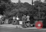 Image of London crowd London England United Kingdom, 1943, second 45 stock footage video 65675070899
