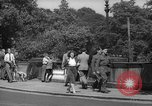 Image of London crowd London England United Kingdom, 1943, second 46 stock footage video 65675070899