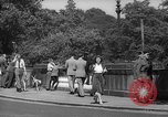 Image of London crowd London England United Kingdom, 1943, second 47 stock footage video 65675070899
