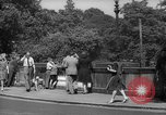 Image of London crowd London England United Kingdom, 1943, second 48 stock footage video 65675070899