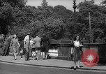 Image of London crowd London England United Kingdom, 1943, second 50 stock footage video 65675070899