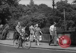 Image of London crowd London England United Kingdom, 1943, second 54 stock footage video 65675070899