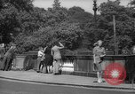 Image of London crowd London England United Kingdom, 1943, second 56 stock footage video 65675070899