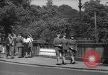Image of London crowd London England United Kingdom, 1943, second 60 stock footage video 65675070899