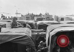 Image of D-Day invasion force off French coast English Channel, 1944, second 17 stock footage video 65675070900