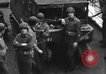 Image of D-Day invasion force off French coast English Channel, 1944, second 47 stock footage video 65675070900