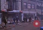 Image of looting and riots in American cities United States USA, 1968, second 48 stock footage video 65675070911
