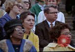 Image of Martin Luther King funeral Atlanta Georgia USA, 1968, second 26 stock footage video 65675070913