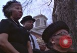 Image of Martin Luther King funeral Atlanta Georgia USA, 1968, second 28 stock footage video 65675070913
