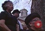 Image of Martin Luther King funeral Atlanta Georgia USA, 1968, second 29 stock footage video 65675070913