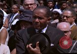 Image of Martin Luther King funeral Atlanta Georgia USA, 1968, second 32 stock footage video 65675070913