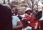 Image of faces of Martin Luther King funeral mourners Atlanta Georgia USA, 1968, second 9 stock footage video 65675070915