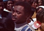 Image of faces of Martin Luther King funeral mourners Atlanta Georgia USA, 1968, second 50 stock footage video 65675070915