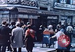 Image of looters robbing Tabbs shoe store Washington DC USA, 1968, second 5 stock footage video 65675070918