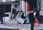 Image of looters robbing Tabbs shoe store Washington DC USA, 1968, second 34 stock footage video 65675070918