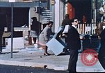 Image of looters robbing Tabbs shoe store Washington DC USA, 1968, second 35 stock footage video 65675070918
