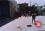 Image of looters robbing Tabbs shoe store Washington DC USA, 1968, second 36 stock footage video 65675070918