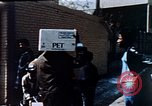 Image of looters robbing Tabbs shoe store Washington DC USA, 1968, second 50 stock footage video 65675070918