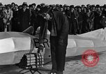 Image of rocket sled Syracuse New York USA, 1931, second 17 stock footage video 65675070926