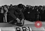 Image of rocket sled Syracuse New York USA, 1931, second 36 stock footage video 65675070926