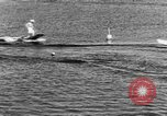 Image of water-ski polo Winter Haven Florida USA, 1931, second 21 stock footage video 65675070932