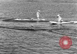 Image of water-ski polo Winter Haven Florida USA, 1931, second 22 stock footage video 65675070932