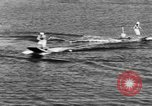 Image of water-ski polo Winter Haven Florida USA, 1931, second 24 stock footage video 65675070932