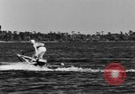 Image of water-ski polo Winter Haven Florida USA, 1931, second 35 stock footage video 65675070932