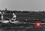 Image of water-ski polo Winter Haven Florida USA, 1931, second 36 stock footage video 65675070932
