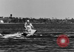 Image of water-ski polo Winter Haven Florida USA, 1931, second 37 stock footage video 65675070932