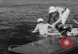 Image of water-ski polo Winter Haven Florida USA, 1931, second 41 stock footage video 65675070932