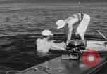 Image of water-ski polo Winter Haven Florida USA, 1931, second 42 stock footage video 65675070932